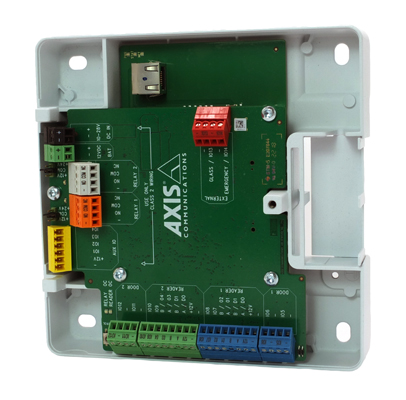 Axis Hardware Edgeconnector Unified Access Control
